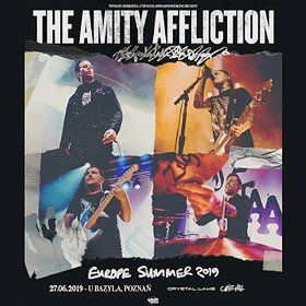 The Amity Affliction + Crystal Lake, Cane Hill