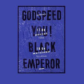 Godspeed You! Black Emperor - POZNAŃ